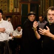 Evandro Soldatelli, Zé Adão Barbosa e o diretor Jorge Furtado (Foto: Fábio Rebelo)