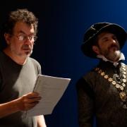 O diretor Jorge Furtado e Sérgio Lulkin (Foto: Fábio Rebelo)